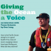 Giving the Ocean a Voice logo.